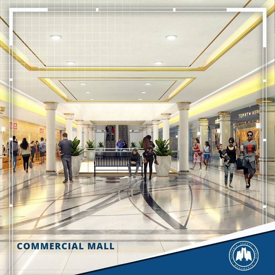 Commercial Mall
