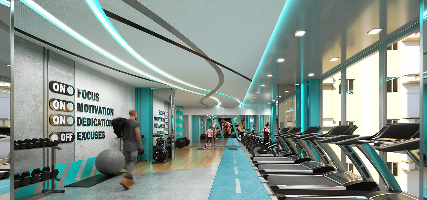 Victoria Sports Tower Monumento Gym