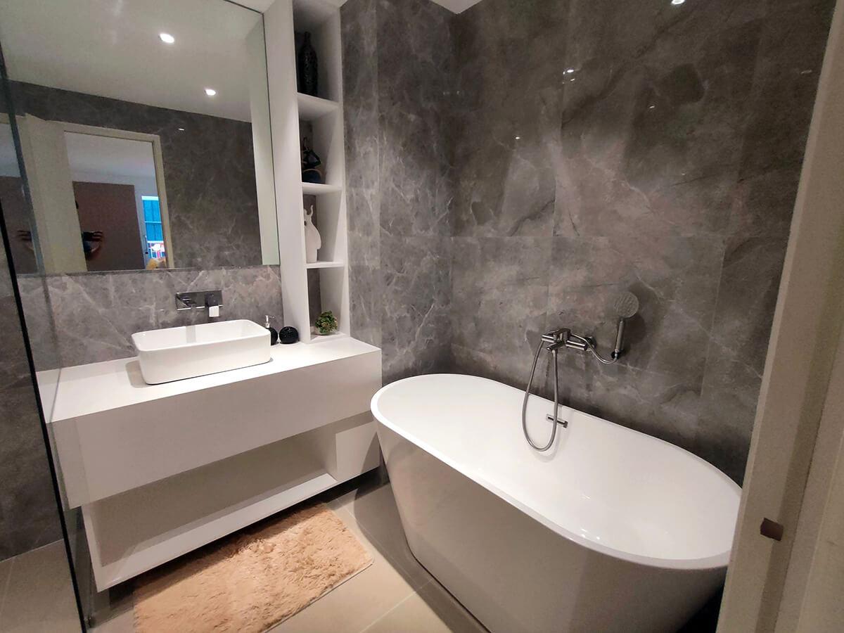 Triple Combined - Master's Bathroom 2